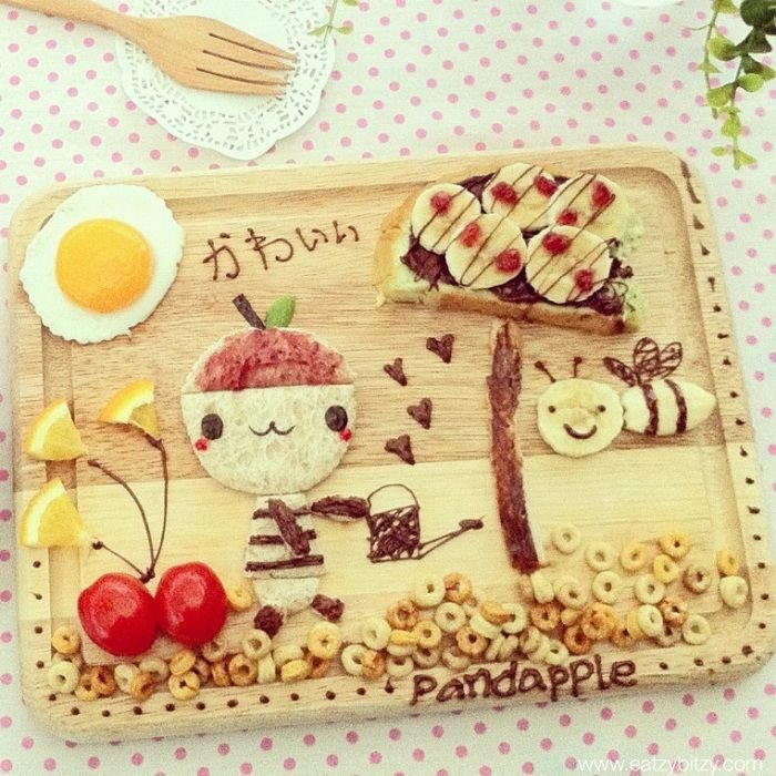Food Art Samantha Lee