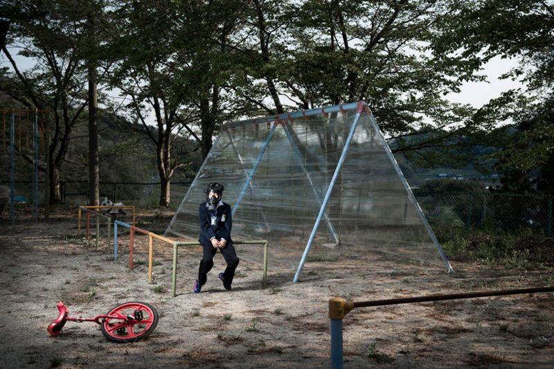 Fukushima Devastation Playground