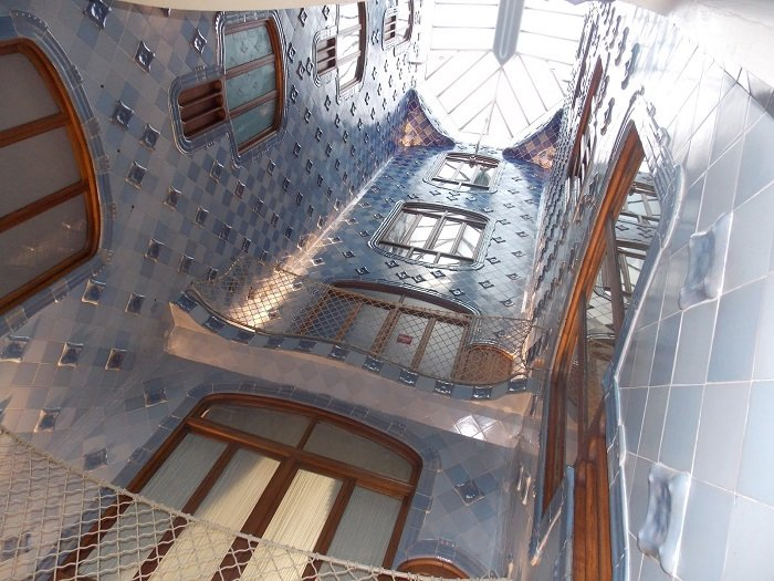 Gaudí House Photos
