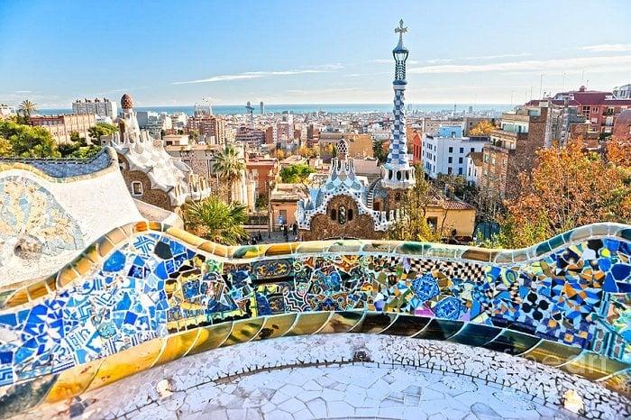 The Gaudí House
