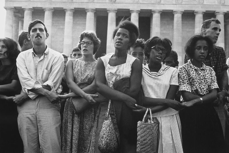 The 1963 March On Washington Pictures