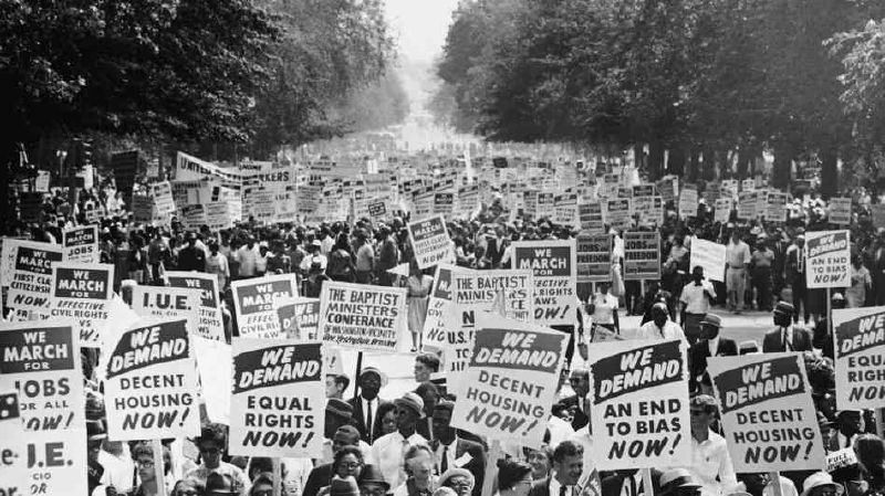 Posters From The 1963 March On Washington