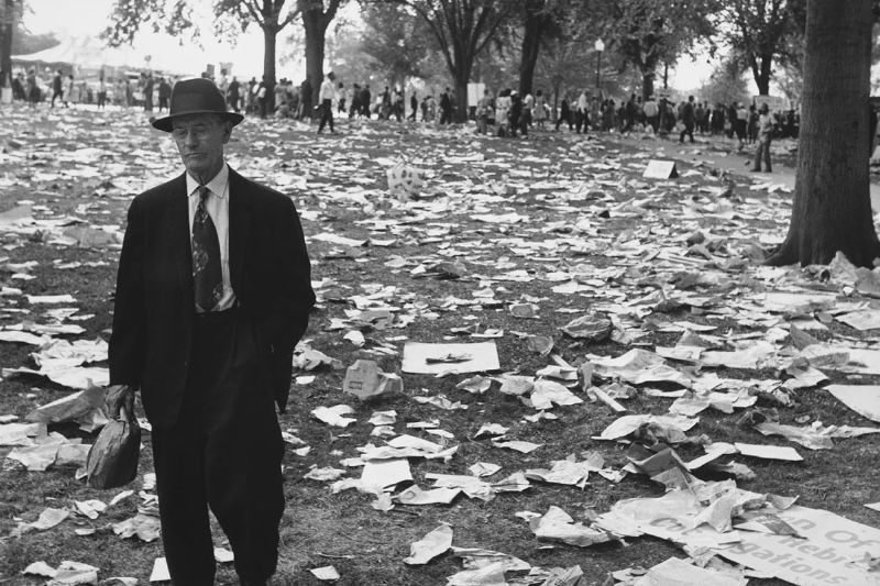 20 Inspiring Pictures Of The 1963 March On Washington