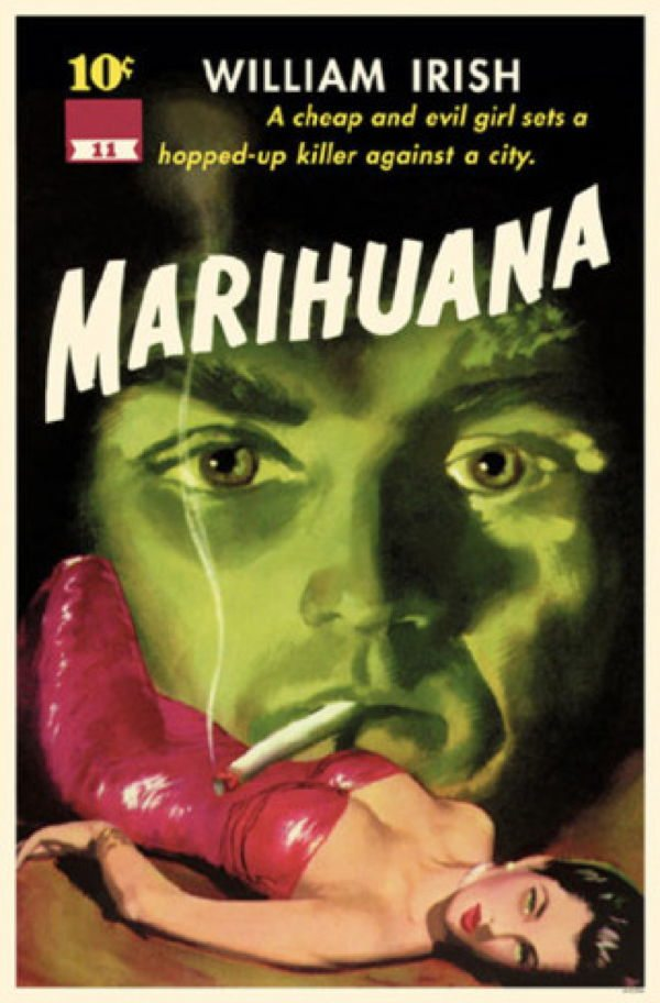 Marijuana Propaganda Cover
