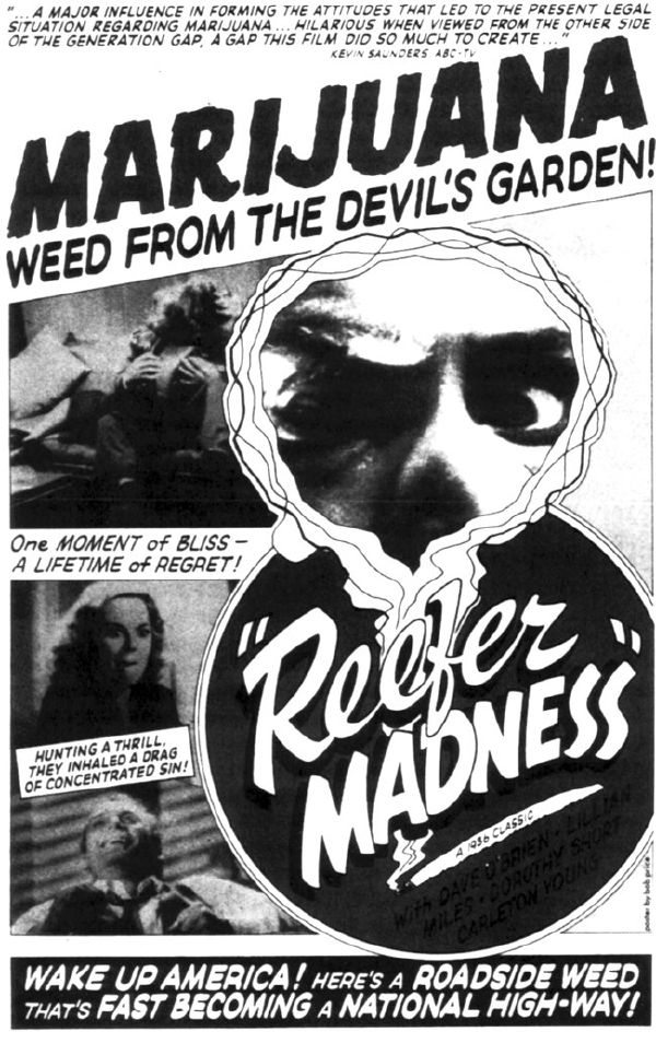 Marijuana Propaganda Devils Garden