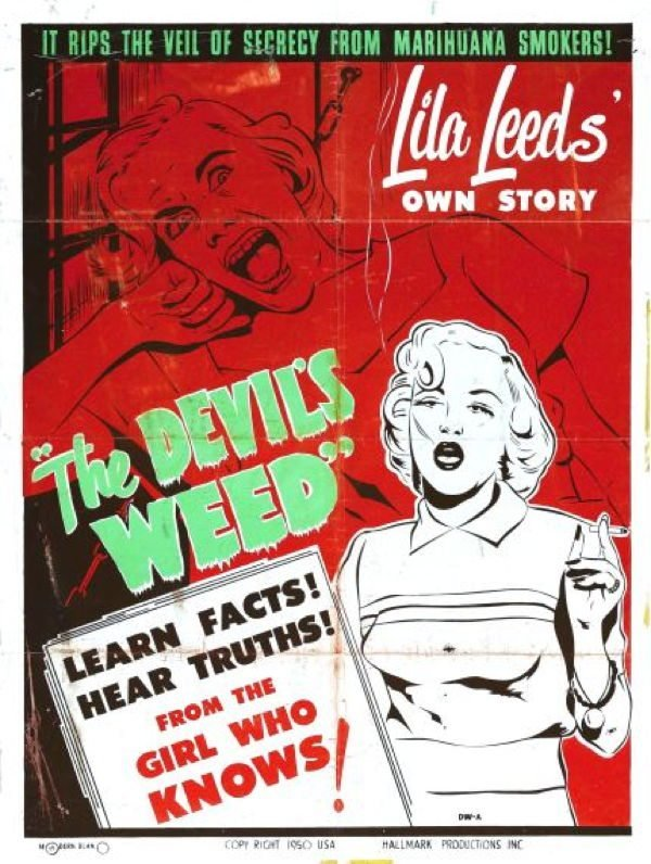 Marijuana Propaganda Learn Facts