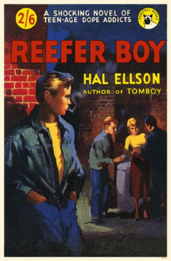 Marijuana Propaganda Reefer Boy