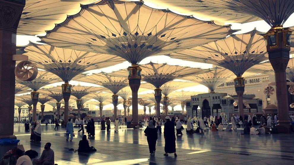 medina saudi arabia s radiant city