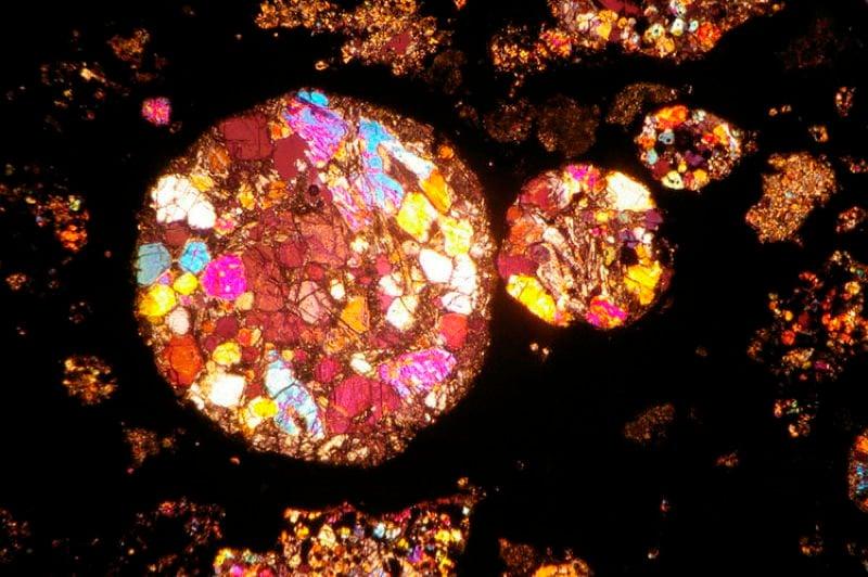 Meteorites Circles