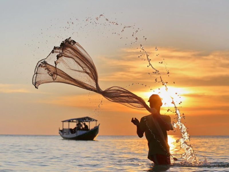 National Geographic Contest Fisherman
