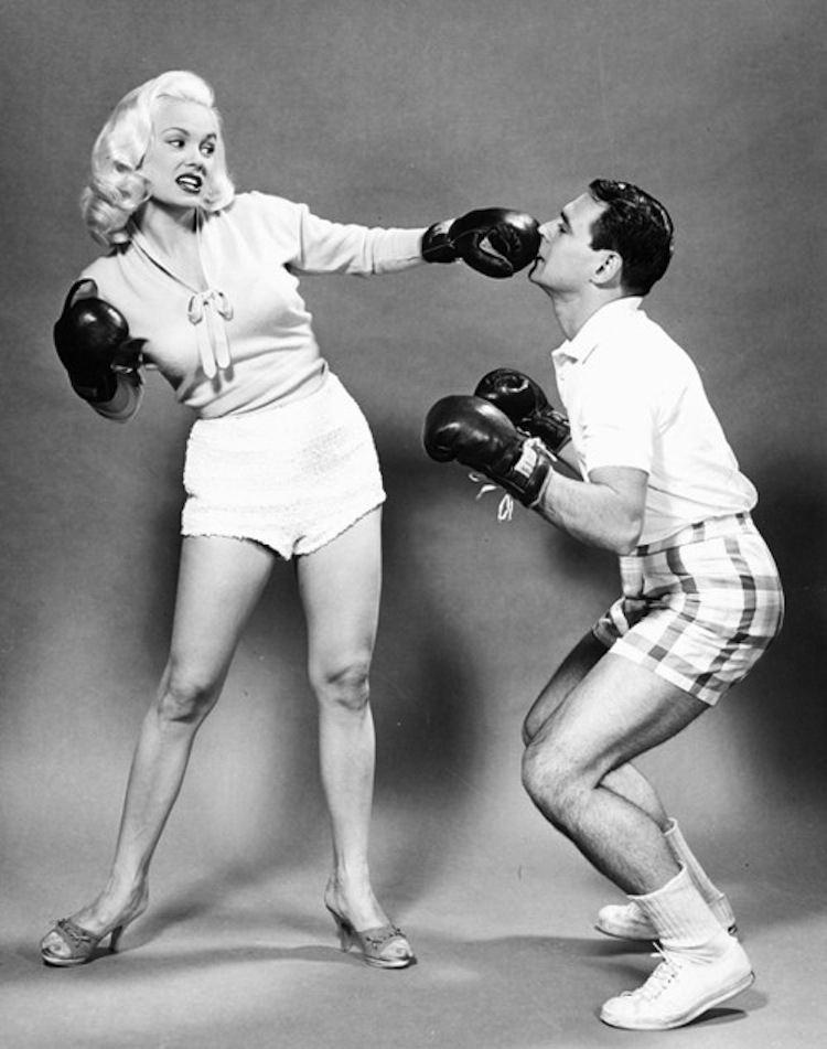 Boxing Couple