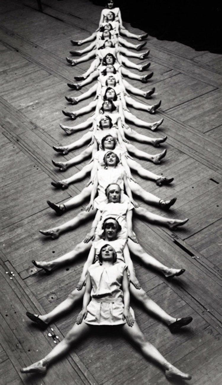 Centipede Dancers
