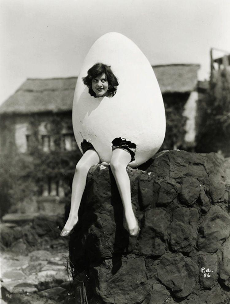 Odd Photos Egg