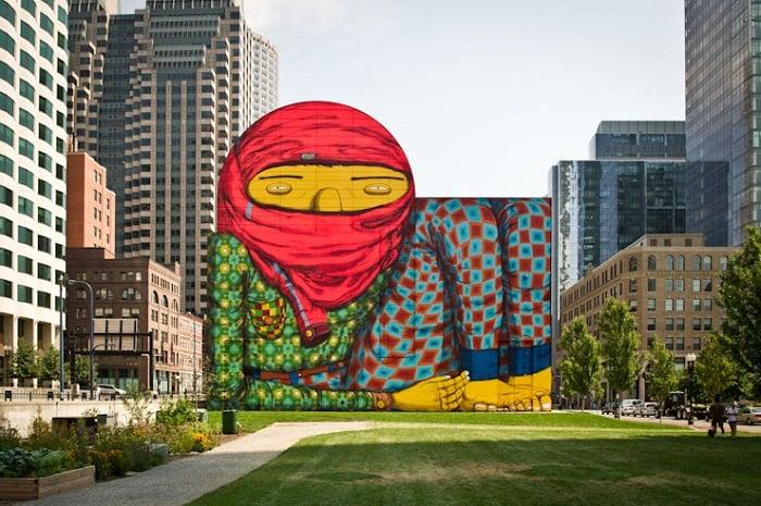 Os Gêmeos Street Art