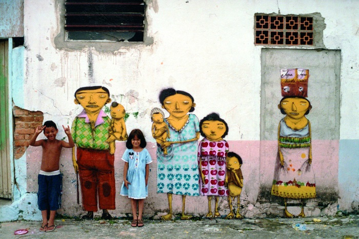 Children Street Art