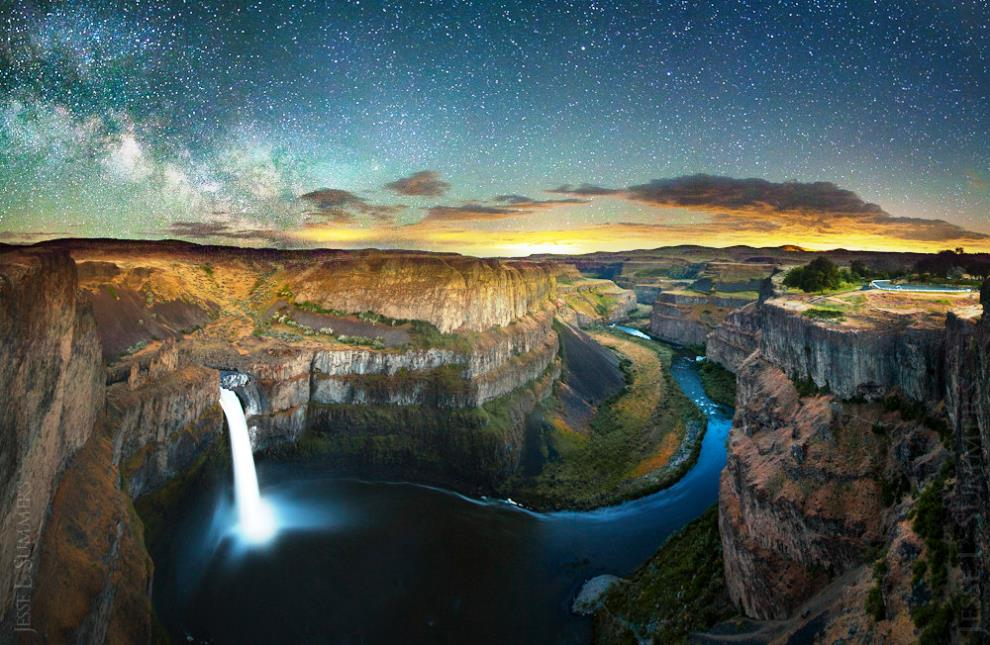 Palouse Falls Washington
