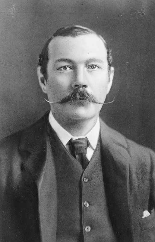 Arthur Doyle Portrait