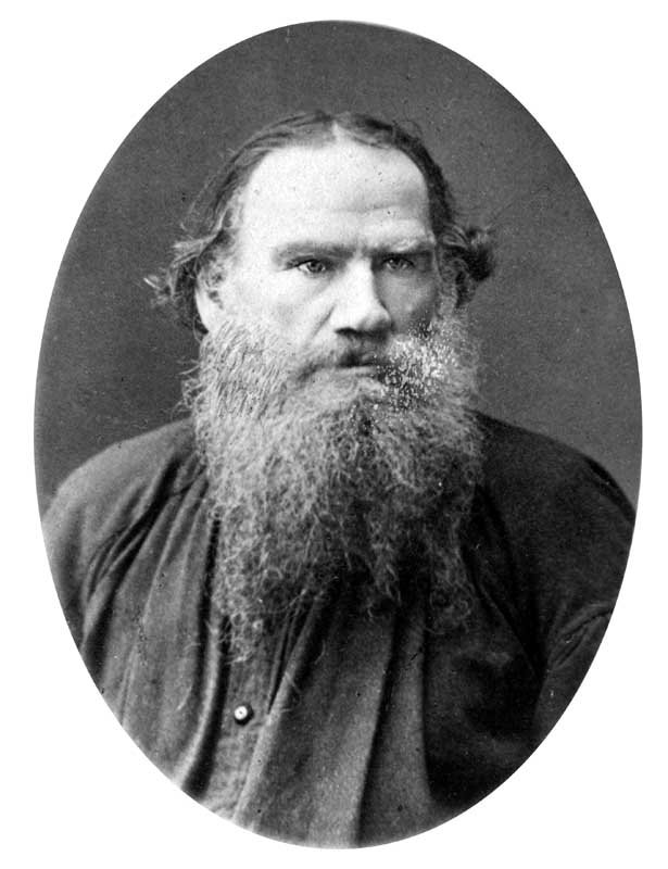 Phoned-In Books Leo Tolstoy