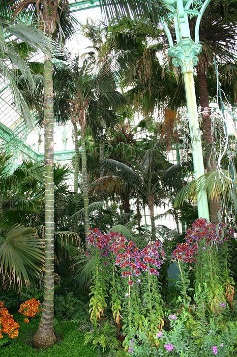 King Leopold Royal Greenhouses of Laeken
