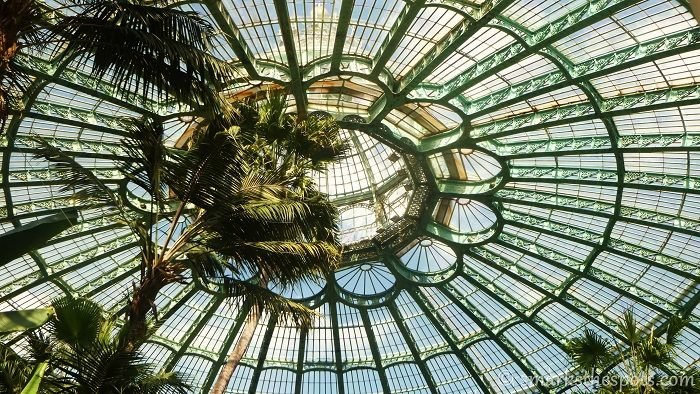 The Royal Greenhouses Of Laeken Are