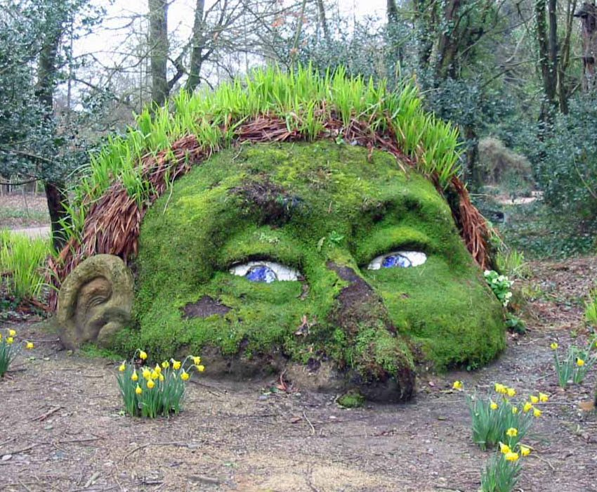Secret Gardens Heligan Head
