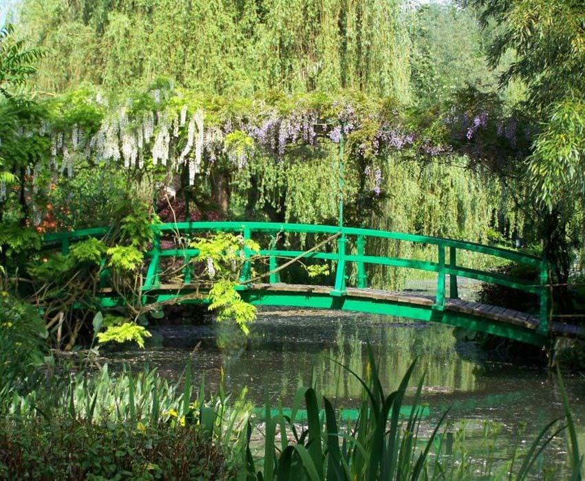 Secret Gardens Monet
