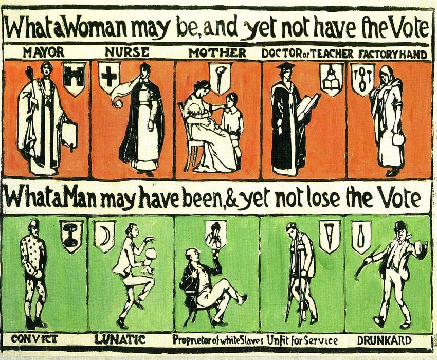womens suffrage movement impact on the In this lesson, we explore the early women's rights movement and their rejection of traditional gender roles in the 19th and early 20th centuries.