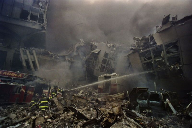 Damage From September 11th