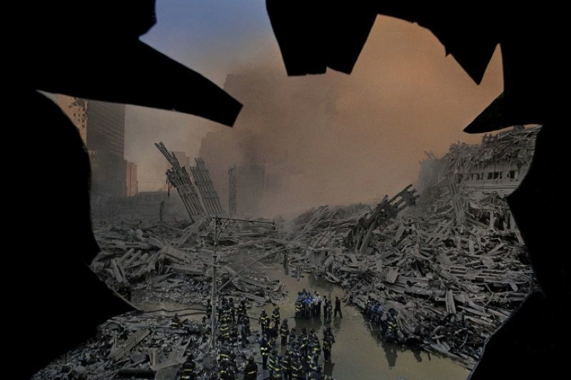 Photography From September 11th Attacks