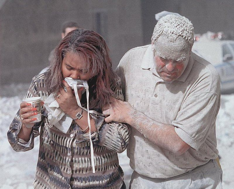 911 Victims Toxic Dust