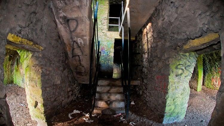 Montpelier Hill Stairwell