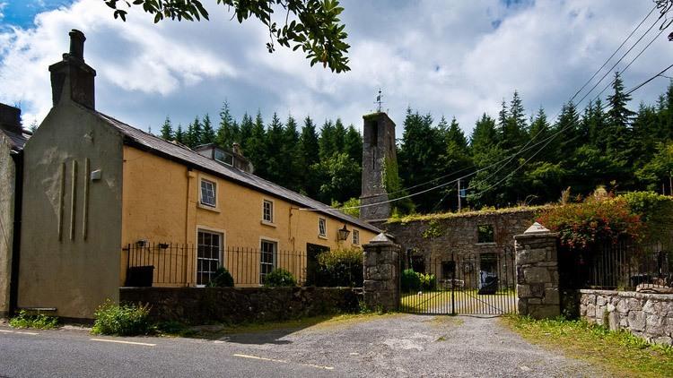 Montpelier Hill Stewards House
