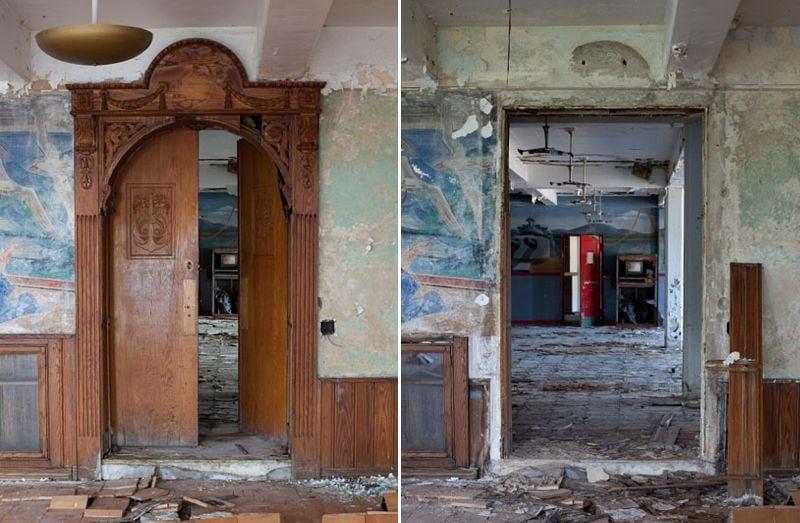 Abandoned Detroit Armory