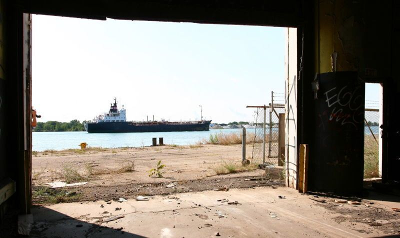 Detroit Harbor