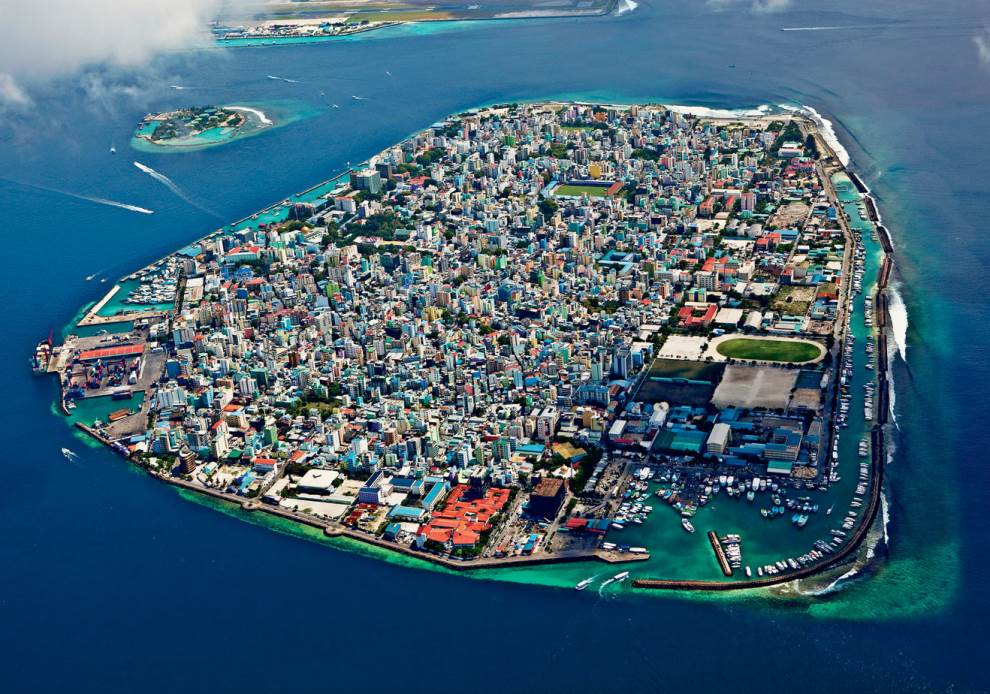 Maldives Aerial Photograph