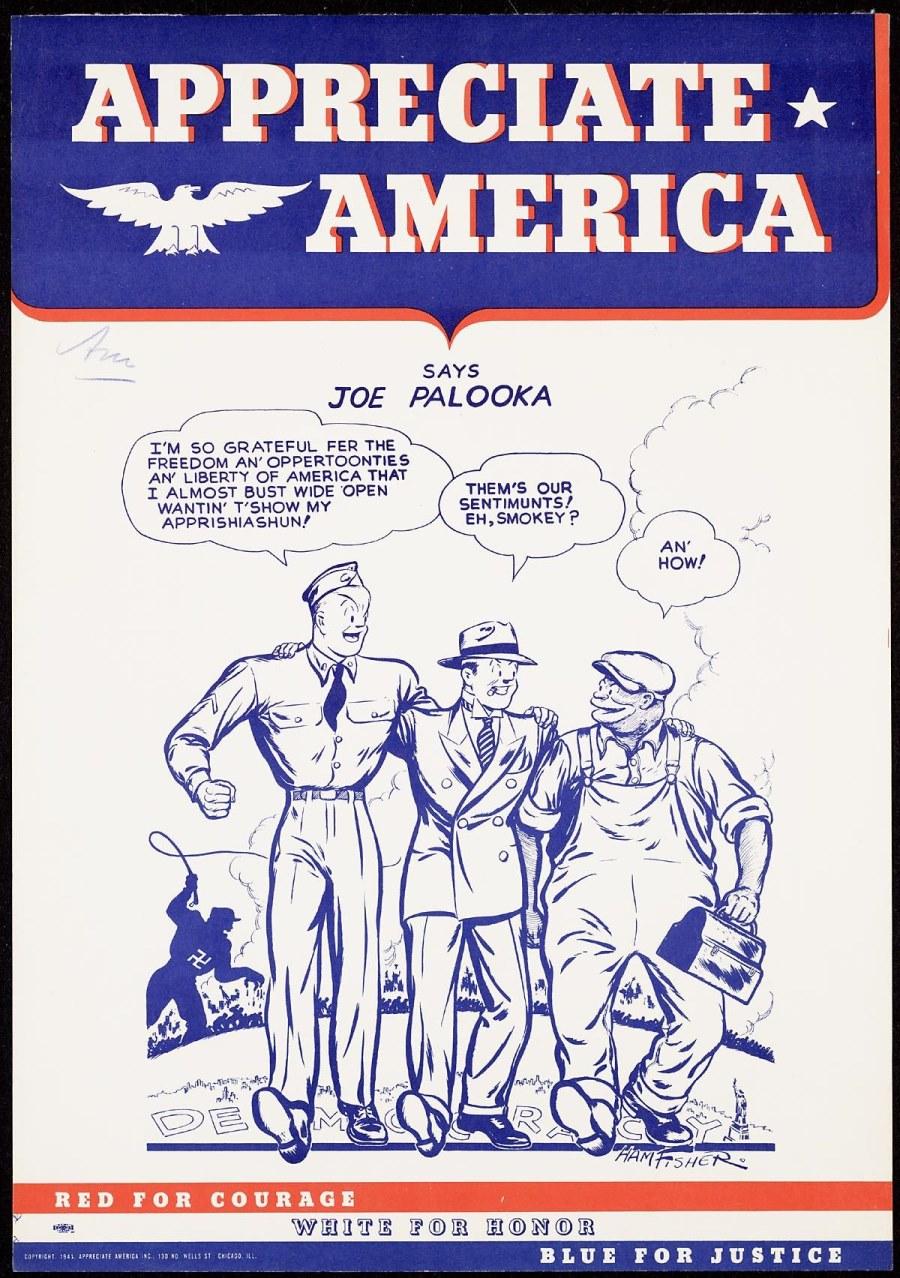 Appreciate America World War 2 Propaganda Series
