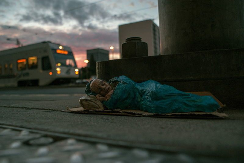 Cement Eclipses Homeless
