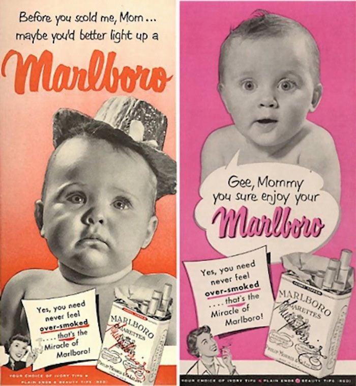 Marlboro Mom