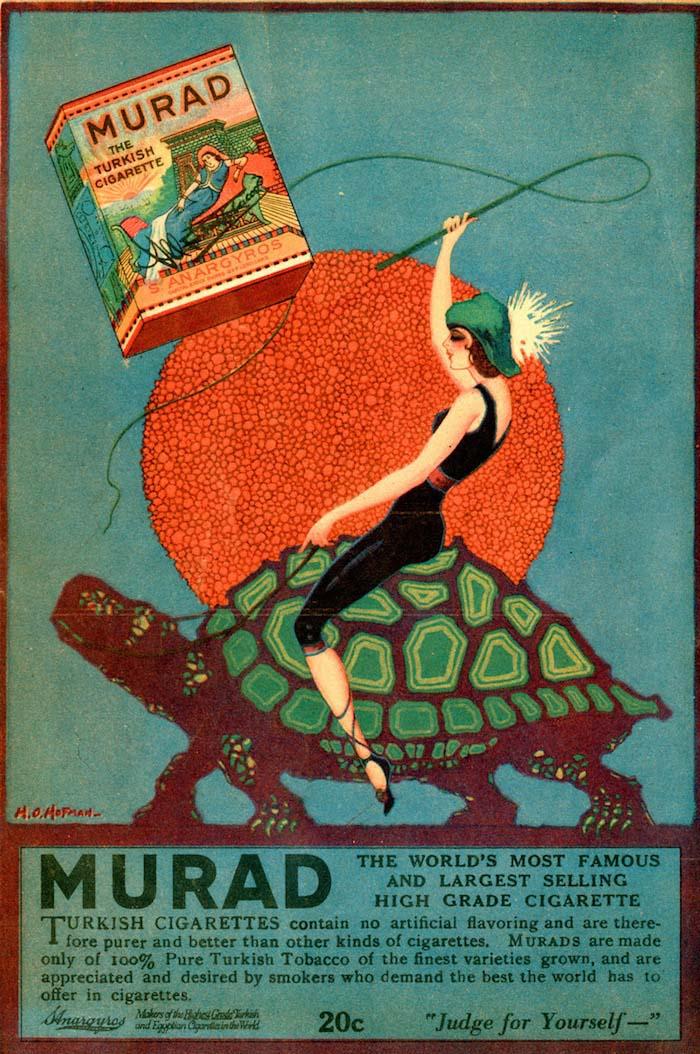 Murad Cigarettes
