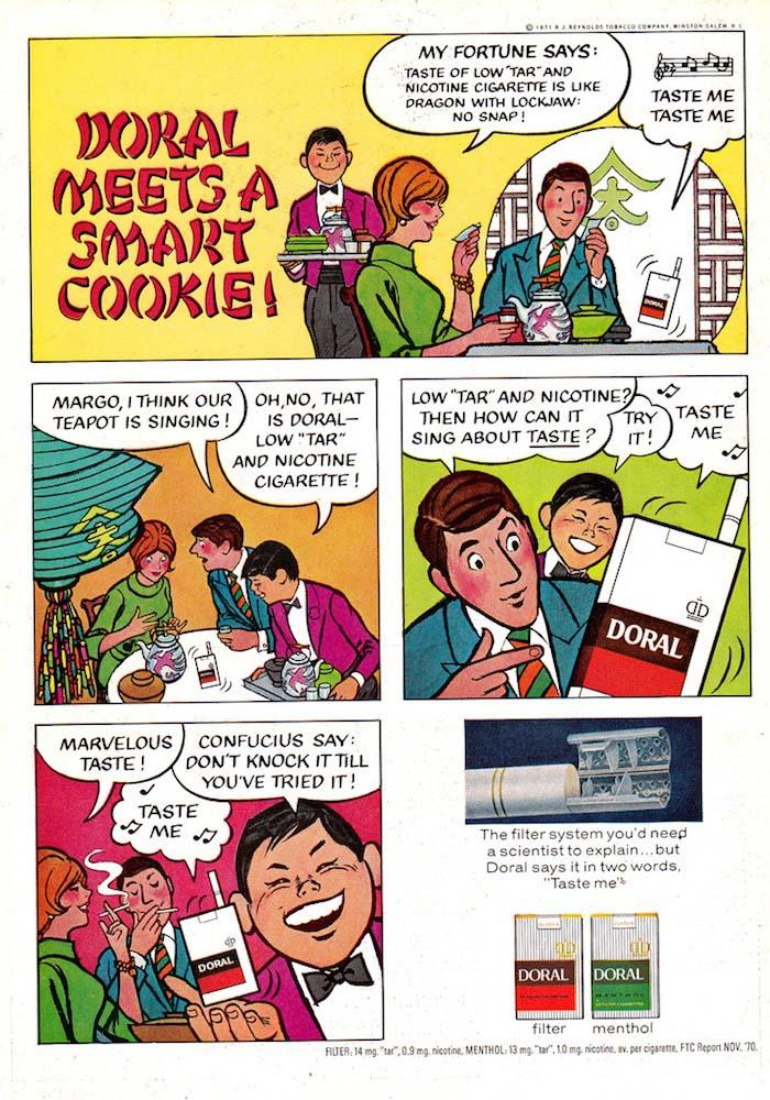 Smart Cookie Cartoon
