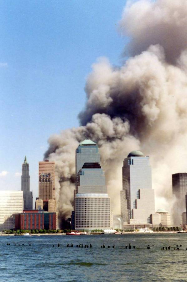 Collapse Of World Trade Center Buildings