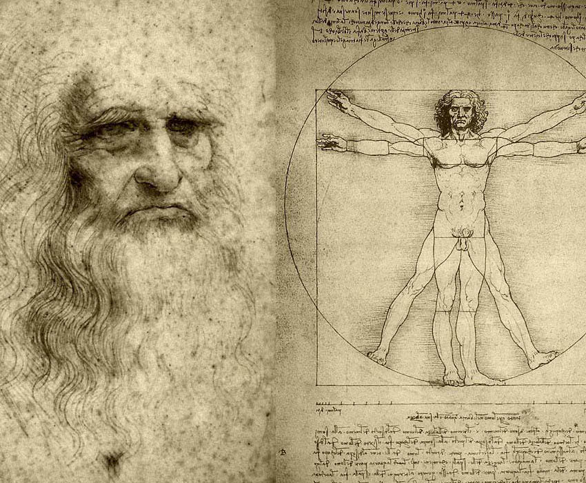 Leonardo Da Vinci's Inventions That Changed History Forever