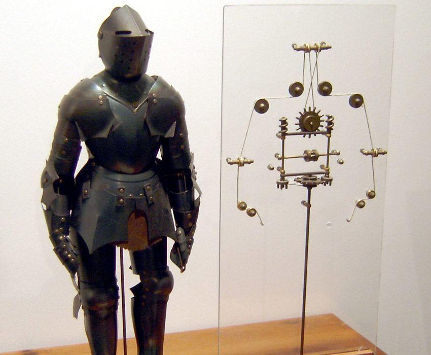 Robot Knight