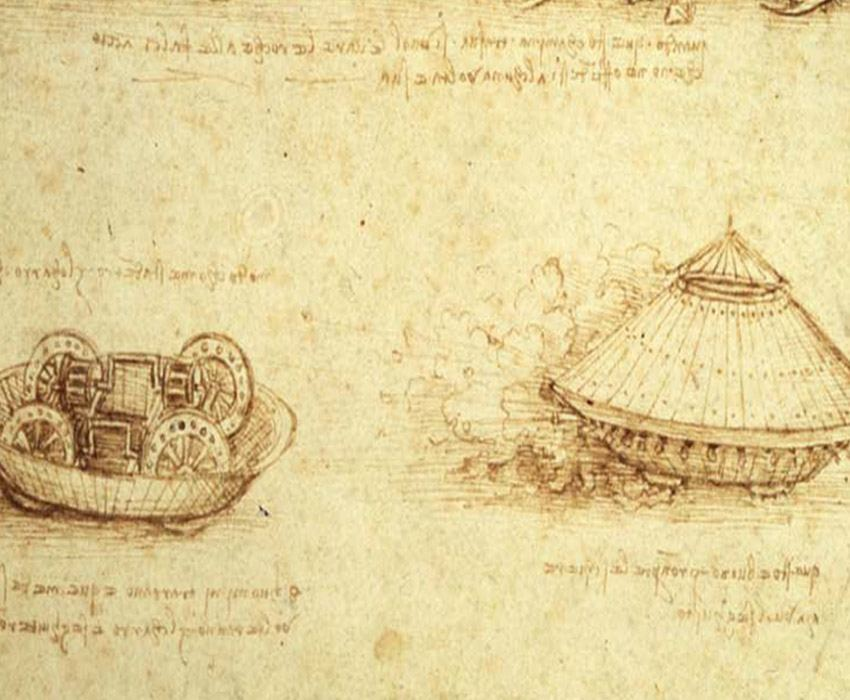 da Vinci's Tank & Other War Machines – Maiden on the Midway
