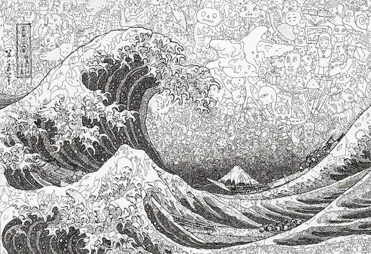 Wave Doodle