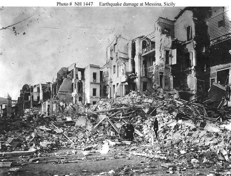 Forgotten Disasters