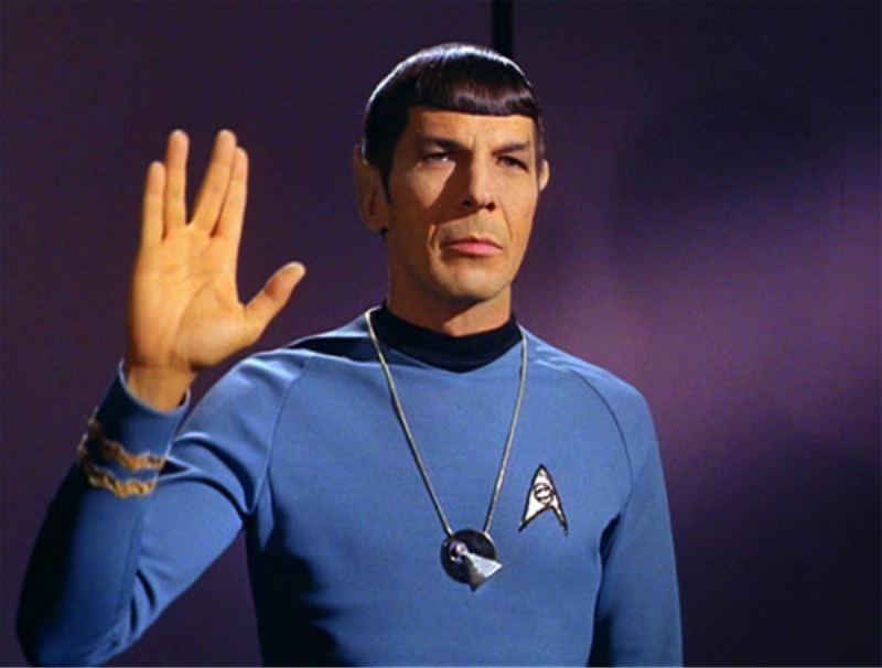 Friendly Gestures Vulcan Spock
