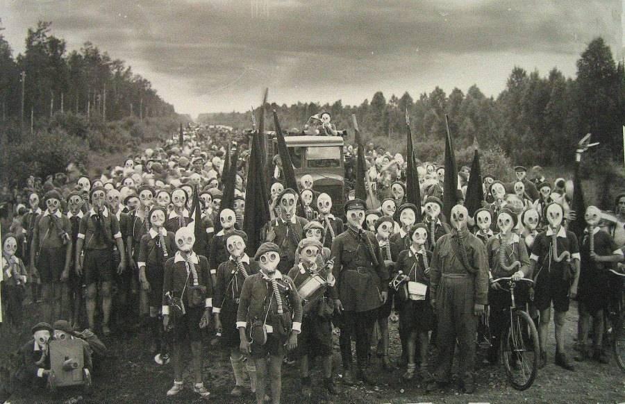 Gas Masks Interesting Articles