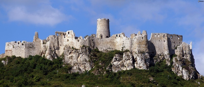 Incredible Castles Spis Castle Slovakia