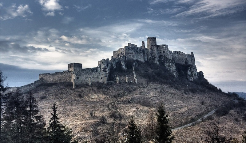 Incredible Castles Spis Castle